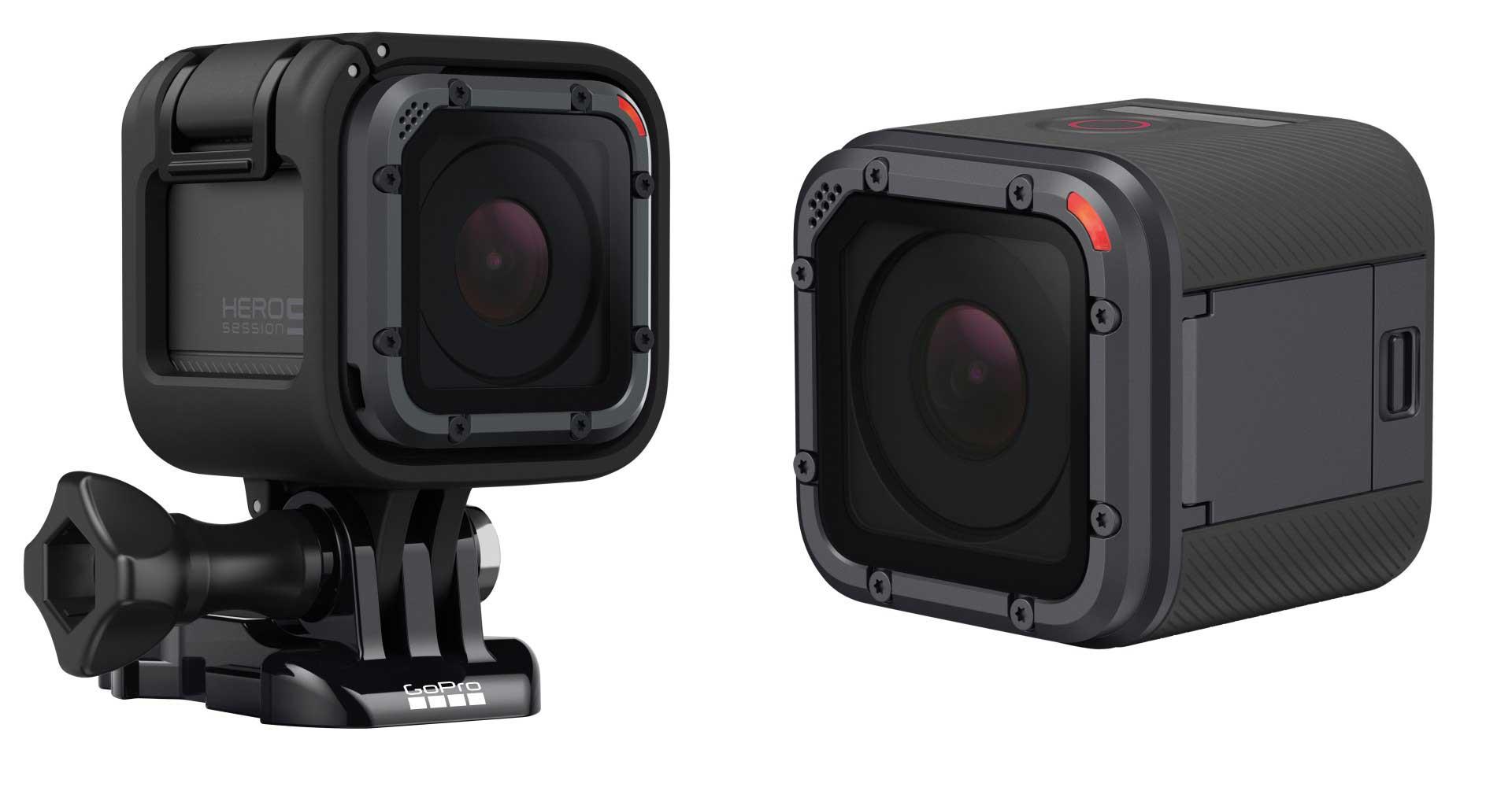 GoPro Hero 5 Session Action-Kamera für 263,96€ (Vaola)