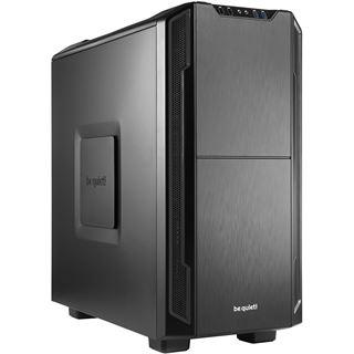 PC-Gehäuse - be quiet! Silent Base 600 (ATX, schallgedämmt, inkl. 2x Pure Wings, Kabelmanagement, Staubfilter) für 79,71€ [Mindfactory]