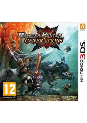 Monster Hunter: Generations (3DS) für 15,19€ [Base]
