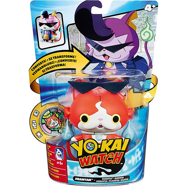 Yo-Kai Watch Verwandlungsfiguren Jibanyan 2,99 Statt 19,99 Bei  Mytoys vsk