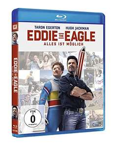 [Amazon] Eddie the Eagle - Alles ist möglich [Blu-ray]