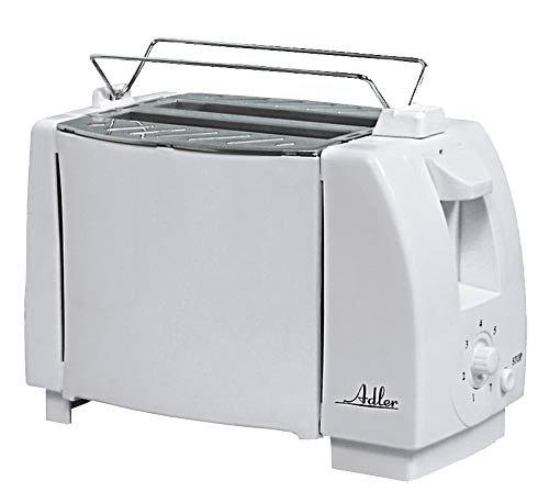 [Amazon Prime] Toaster 750W ADLER AD 33 statt 14,95€