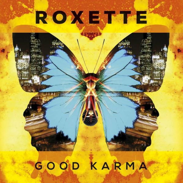 "ROXETTE Audio-CD ""GOOD KARMA"" incl. Amazon Download-Rip"