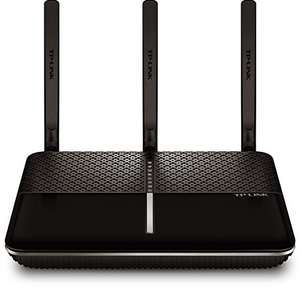 AMAZON - TP-Link Archer VR600v AC1600 (V)ADSL Router + gratis RE200 AC750 Repeater / 29% Ersparnis