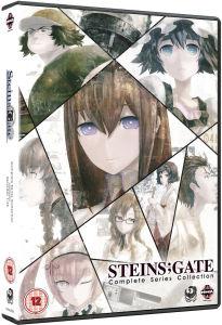 [zavvi] Steins;Gate - The Complete Series Collection (DVD ohne deutsche Tonspur)