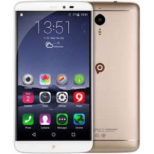 [Gearbest] PPTV 7,  Android 5.1, 6.0 inch 2560x1440, Helio X10 Octa Core 2.0GHz , 3GB RAM, 32GB ROM 8.0MP + 13.0MP, KEIN B20
