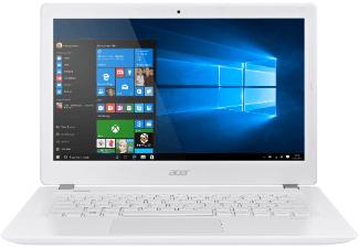ACER Aspire V 13 (13,3'' FHD IPS matt, i5-6200U, 8GB RAM, 256GB SSD M.2, Wlan ac + Gb LAN, USB Typ-C, 1,5kg Gewicht, Win 10) für 555€ [Mediamarkt]
