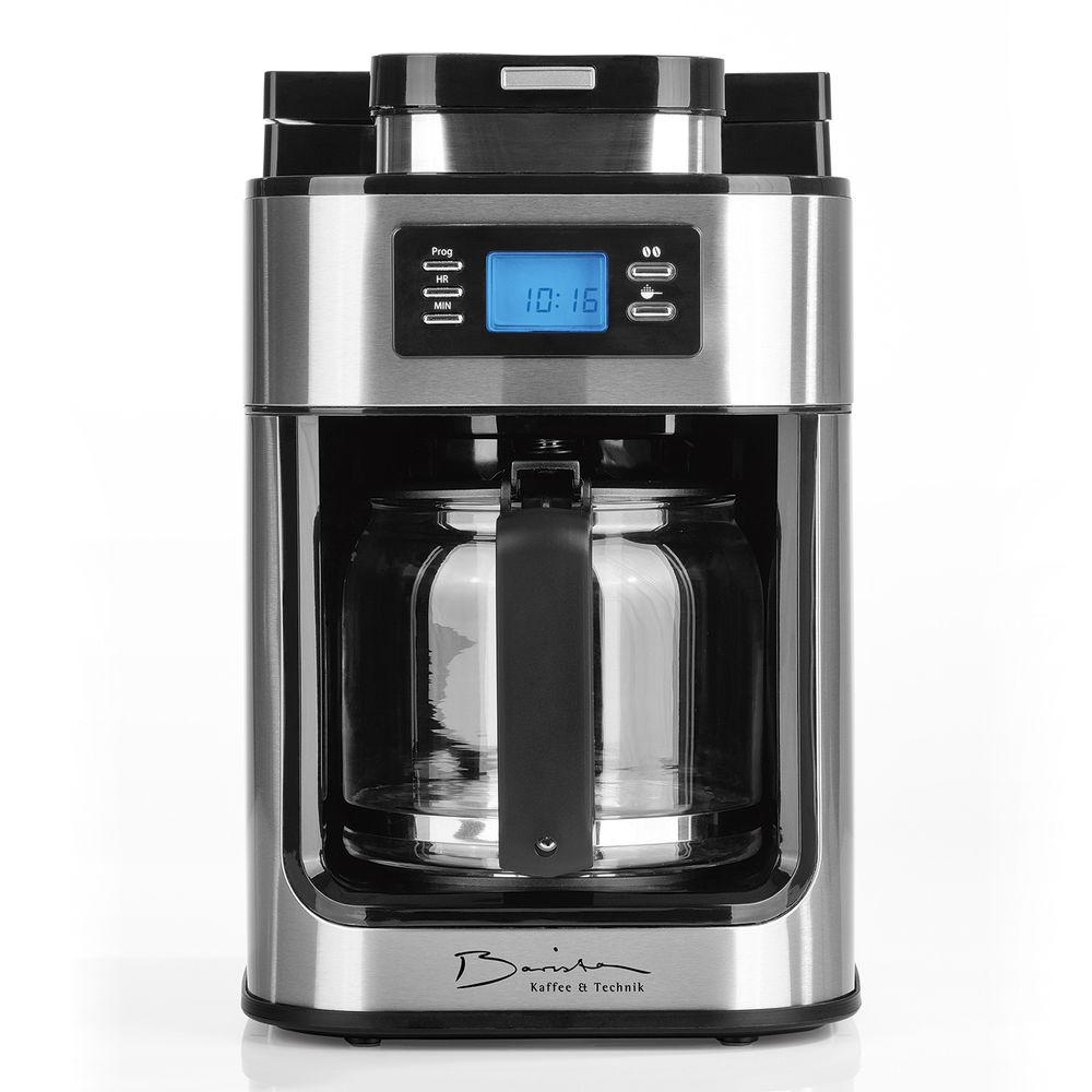 Barista 09925 Kaffeeautomat mit integriertem Mahlwerk B-Ware für 49,99€ (statt 94€)