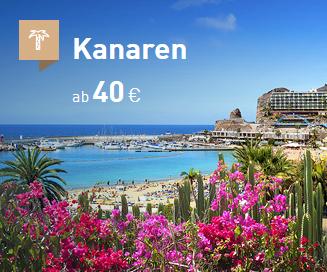 (tuifly / lturfly.com) Las Palmas / Gran Canaria Hin & Rückflug inkl. Gepäck (Sonntag ab Düsseldorf) // viele weitere preiswerte Angebote