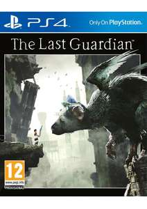 The Last Guardian (PS4) für 32,16€ inkl. VSK (Shopto)