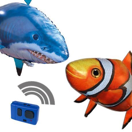 Air Swimmers ferngesteuerte fliegende Fische 39,95 €