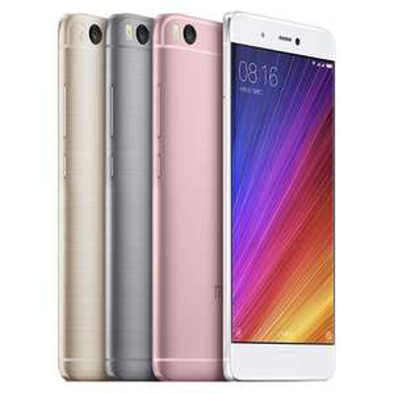 (banggood und GB) Xiaomi Mi 5s Mi5s 5.15 inch Fingerprint 3GB RAM 64GB ROM Snapdragon 821 Quad Core 4G Smartphone - OHNE BAND 20