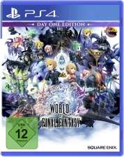 World of Final Fantasy PS4 (DE Version)