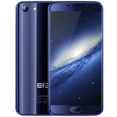 (GB mit BAND 20) ELEFON S7 4G phablet  -  HELIO X25 VERSION  BLUE 199096210 Helio X25 Deca-Core 2,0 GHz 4 GB RAM 64 GB ROM 5,5 Zoll FHD Bildschirm Android 6.0 13.0MP + 5.0MP Kameras Fingerabdrucksensor Kompass
