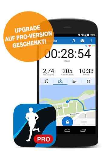 Runtastic Pro für Telekom Mobilfunk und MagentaEins Kunden kostenlos