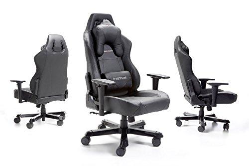 @Amazon Blitzdeal: Robas Lund DXRacer12 Gaming-/Büro-/Schreibtischstuhl Chefsessel für 243€, PVG 399€