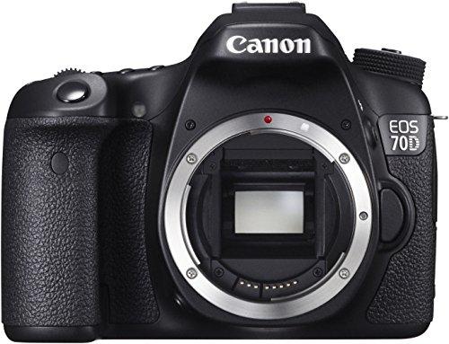 Canon EOS 70D mit EF 50mm f/1.8 II und Gegenlichtblende