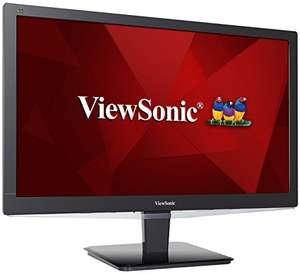[Amazon Blitzangebote] ViewSonic VX2475SMHL-4K 59,9 cm (23,6 Zoll) 4K UHD SuperClear PLS LED-Monitor (HDMI 2.0/MHL/DisplayPort, 2ms Reaktionszeit) Schwarz 100€ Ersparnis