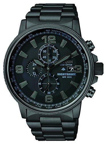 Citizen Nighthawk CA0295-58E Herren Edelstahl-Chronograph für 175€ incl.Versand nach Deutschland! [amazon.co.uk]