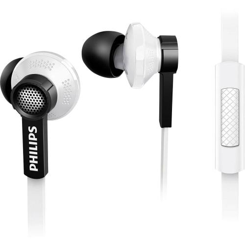 Kopfhörer Philips TX1 In Ear Headset, Weiß