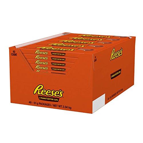 Reese's Peanut Butter Cups 40x51g / Original US-Ware / kostenloser Versand