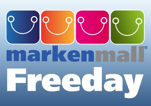 [markenmall] Der markenmall-Freeday! Am 13.01.2017 Versandkostenfrei bestellen!