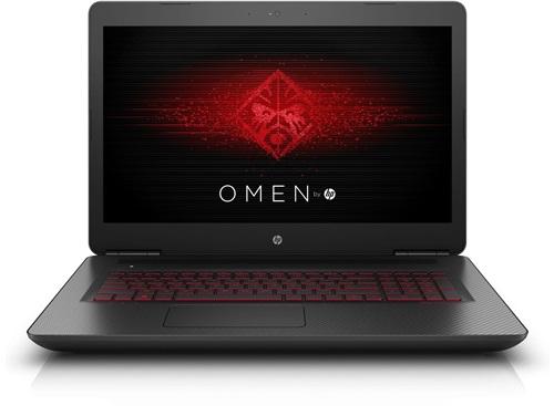 [HP Shop] OMEN Notebook - 17-w201ng / i7-7700HQ / GTX1070 / G-Sync / 16 GB RAM / 128 GB M.2 SSD & 1 TB SATA HDD