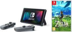 [Schweiz] Digitec Nintendo Switch + Zelda für 379 CHF