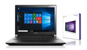 "Lenovo 15.6"", AMD Quad-Core, 4GB Ram, 500GB, DVD-Brenner, Win10 PVG: 299,-"