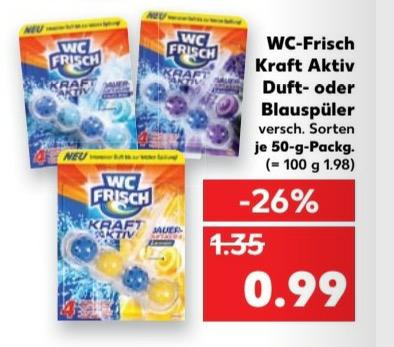 KAUFLAND Frisch Kraft Activ