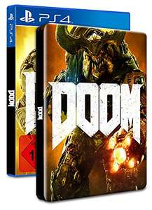 Doom - Day One Edition inkl. Steelbook (PS4/Xbox One) für 24,97€ (Amazon)