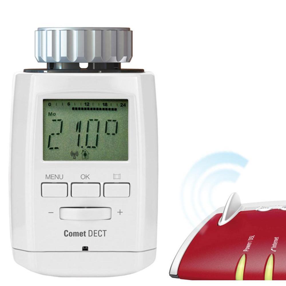 Eurotronic COMET DECT Funk-Thermostat für 33,45 Euro per Sofortüberweisung