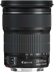 Canon EF 24-105 mm 1:3,5-5,6 IS STM Objektiv (amazon.fr)