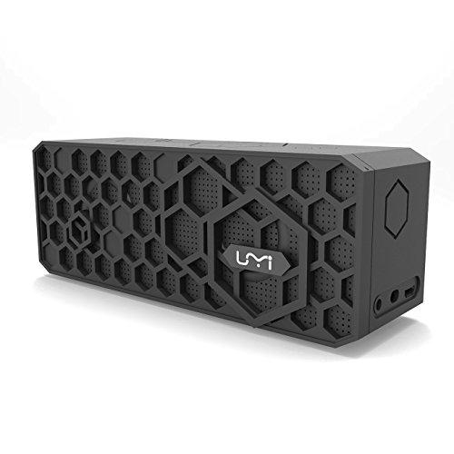 UMI DIGI BTS8 - Bluetoothlautsprecher mit guter Akkulaufzeit und 2x5W Lautsprechern - Amazon.de