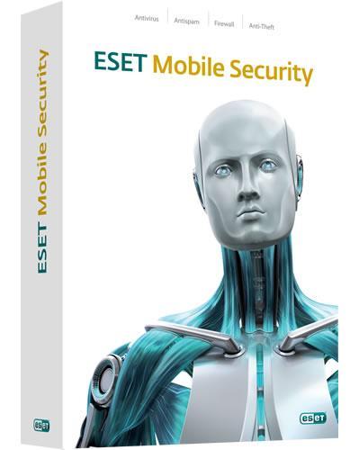 ESET Mobile Security (Premium) 1 Jahr kostenlos / Normalpreis -14,95€- installierbar auf für Android / Windows Mobile /  Symbian Geräte