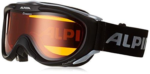 [Amazon Prime] Alpina Skibrille FreeSpirit Doubleflex - One Size - PVG: 42,90 € (12,10 € Ersparnis)