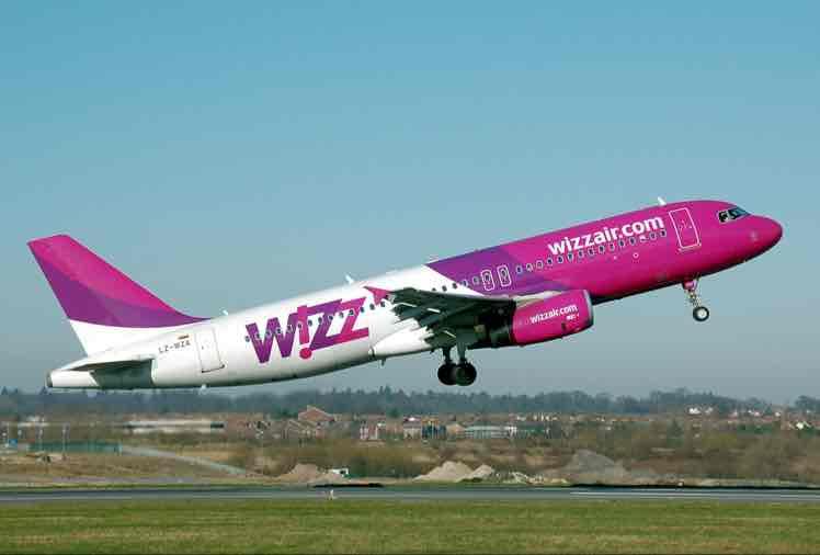 zwischen dem 13.1 - 15.01 buchen und 20% Rabatt auf alle Flüge mit Wizzair bekommen.