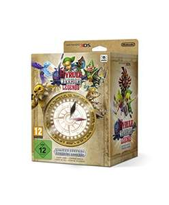 Hyrule Warriors: Legends - Limited Edition - (3DS) für 25,97€ [Amazon.de]