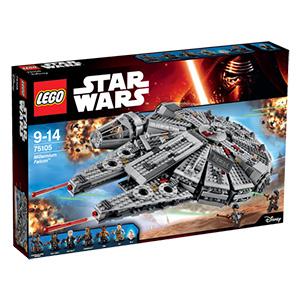 Its on: 20% auf alle Spielwaren und das Babysortiment bei [real.de] z.B. Lego Star Wars Millenium Falcon für 95,20€