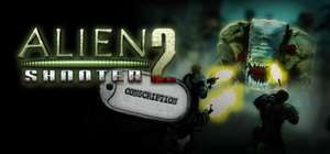 [Steam] Alien Shooter 2 - Conscription @ gamegiveawayoftheday.com (Facebook benötigt!)