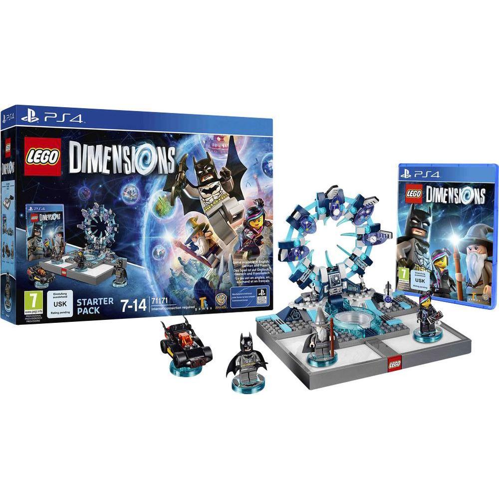 [Conrad] Lego Dimensions PS4 nur online für 29,93