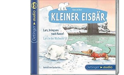 [2 kostenlose Hörspiele] Kleiner Eisbär. Lars, bring uns nach Hause! / Lars in der Walbucht