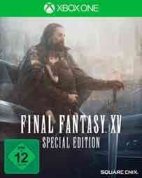 Final Fantasy XV (15) Special Edition - XBOne für 43,85€