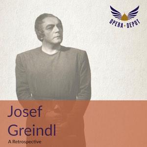 [Opera Depot] Josef-Greindl-Retrospektive als Gratis-Download (mp3/flac)