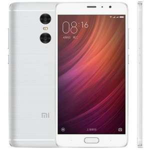 (Kein B20) Xiaomi Redmi Pro 4G Phablet 64GB ROM  -  SILVER 199393401 International Edition MIUI 8 3GB RAM 5.5 inch 2.5D Arc Screen Helio X25 Deca Core 1.55GHz Fingerprint Scanner 13.0MP Dual Rear Cameras Bluetooth 4.2 (Bei Gearbest)
