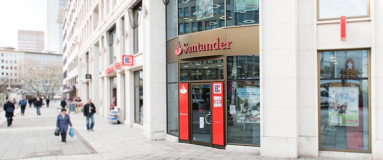 [Shoop] 25€ Cashback auf Santander 1plus Card; dauerhaft gebührenfreie Visa Kreditkarte - ohne Gebühren weltweit: Bargeld abheben und bezahlen (auch Fremdwährung) - 1% Tankrabatt - 5% Reiserabatt