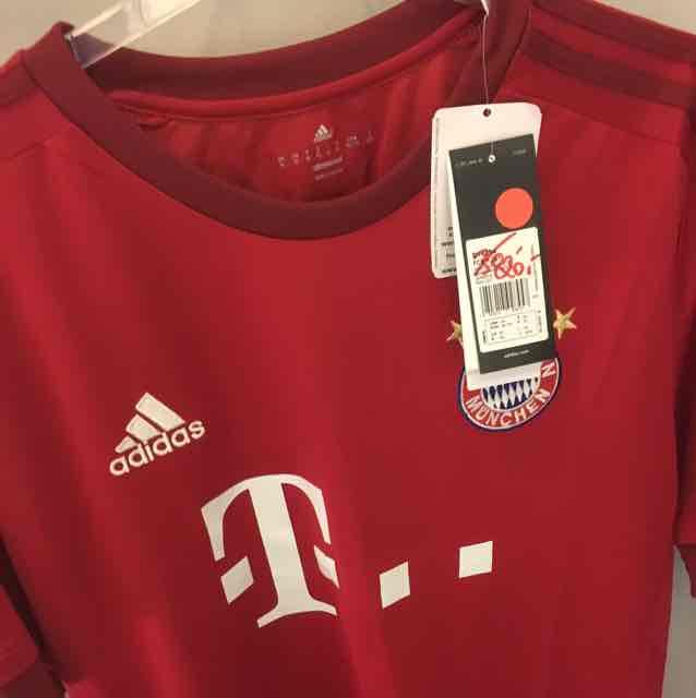 Fc Bayern Trikot 15/16 Karstadt Sport berlin am Zoo