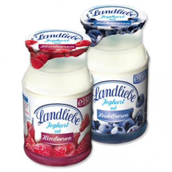 [Marktkauf Rhein-Ruhr] 6x Landliebe Fruchtjoghurt 150g für 0,74€ (0,12€ pro Stück)