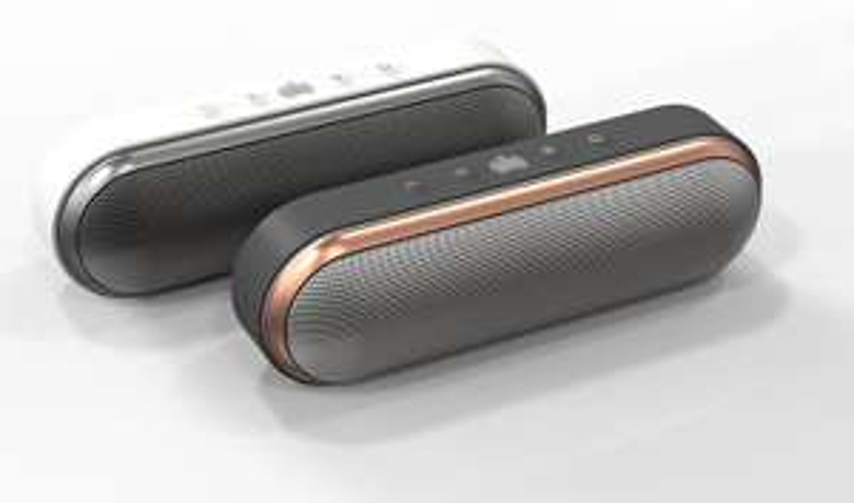 Ministry of Sound Audio S PLUS Bluetooth Lautsprecher bei amazon.de