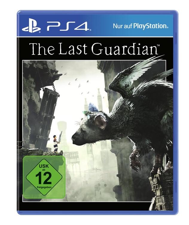 The last Guardian PS4 fur 38,99€ Retail (Versand Amazon aus Deutschland)